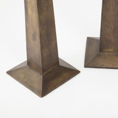 SET OF TWO CANDLESTICKS - 1406430