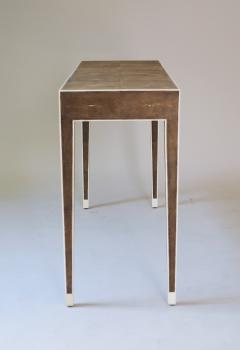 SHAGREEN CONSOLE WITH DRAWER - 1189753