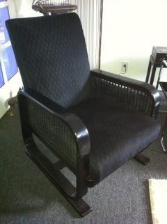 SS Corona Ships Nautical Lounge Chair - 76573