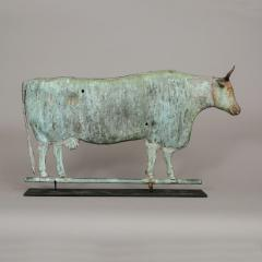 STEER WEATHERVANE - 1375157
