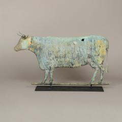 STEER WEATHERVANE - 1392620