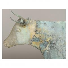 STEER WEATHERVANE - 1392622