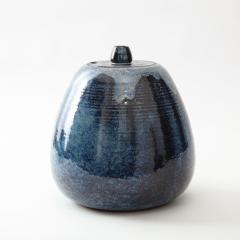 STUDIO POTTERY LARGE CONTAINER - 1943497