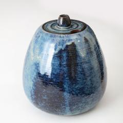 STUDIO POTTERY LARGE CONTAINER - 1943498
