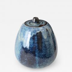 STUDIO POTTERY LARGE CONTAINER - 1944228