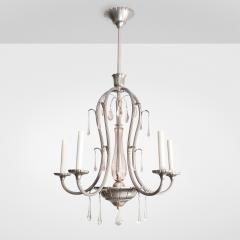 SWEDISH ART DECO Swedish Grace 5 ARM CHANDELIER - 1214489