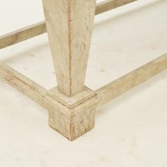 SWEDISH BAROQUE TABLE LATE 18TH CENTURY - 1034361