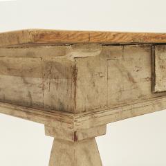 SWEDISH BAROQUE TABLE LATE 18TH CENTURY - 1034362