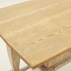 SWEDISH BAROQUE TABLE LATE 18TH CENTURY - 1034363