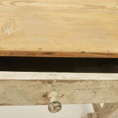 SWEDISH BAROQUE TABLE LATE 18TH CENTURY - 1034366
