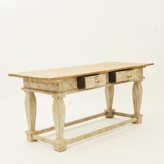 SWEDISH BAROQUE TABLE LATE 18TH CENTURY - 1034367
