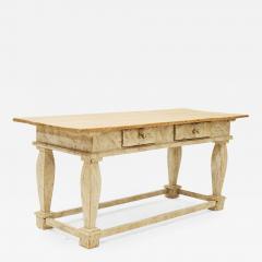 SWEDISH BAROQUE TABLE LATE 18TH CENTURY - 1035493