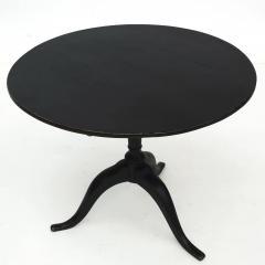 SWEDISH EMIPRE TILT TOP TABLE - 2053286