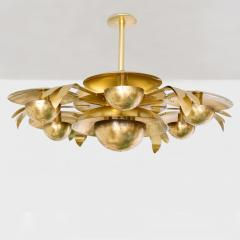 SWEDISH MID CENTURY THEATER CHANDELIER A  - 1162377