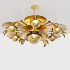 SWEDISH MID CENTURY THEATER CHANDELIER A  - 1162378