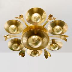SWEDISH MID CENTURY THEATER CHANDELIER A  - 1162380