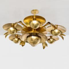 SWEDISH MID CENTURY THEATER CHANDELIER A  - 1162385