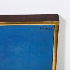 Sacha Kolin Sacha Kolin Untitled Abstract Acrylic on Canvas 1964 - 1950180