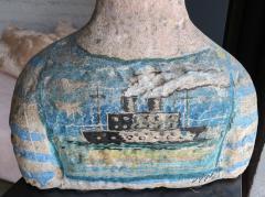 Sailor Ceramic Sculpture by Peter Vandenberge - 965957