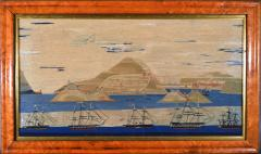Sailors Woolwork or Woolie of a Royal Navy Squadron at Bocca Tigris - 1614761