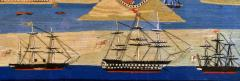 Sailors Woolwork or Woolie of a Royal Navy Squadron at Bocca Tigris - 1614762