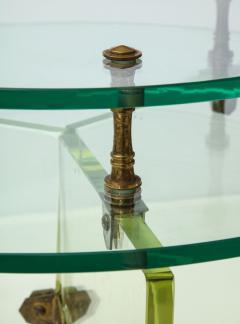 Saint Gobain Glass Gueridon - 1552940