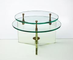 Saint Gobain Glass Gueridon - 1552941