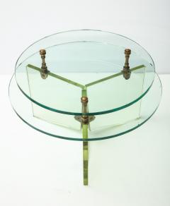 Saint Gobain Glass Gueridon - 1552943