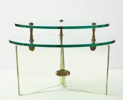 Saint Gobain Glass Gueridon - 1552945