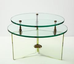 Saint Gobain Glass Gueridon - 1552946
