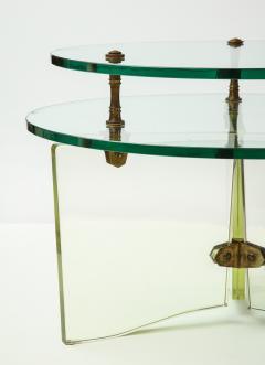 Saint Gobain Glass Gueridon - 1552948