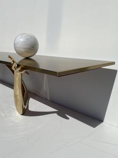Salvador Dal Leda Hand and Foot Coffee Table by Salvador Dali - 1295816