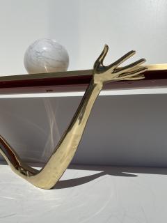 Salvador Dal Leda Hand and Foot Coffee Table by Salvador Dali - 1295817