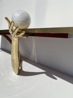 Salvador Dal Leda Hand and Foot Coffee Table by Salvador Dali - 1295818