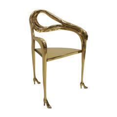 Salvador Dal Salvador Dal Leda Sculptural Chair from Femme t te de roses Painting - 2045277
