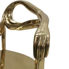 Salvador Dal Salvador Dal Leda Sculptural Chair from Femme t te de roses Painting - 2045282