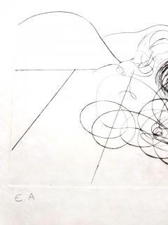 Salvador Dal Salvador Dali Apricot Original Hand Signed Lithograph - 1049277