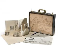 Salvador Dal Salvador Dali Dix Recettes d Immortalite Original Signed Artworks - 1049816