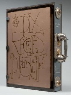Salvador Dal Salvador Dali Dix Recettes d Immortalite Original Signed Artworks - 1049818