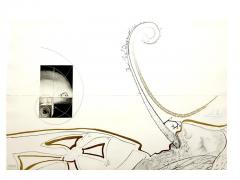 Salvador Dal Salvador Dali Dix Recettes d Immortalite Original Signed Artworks - 1049822
