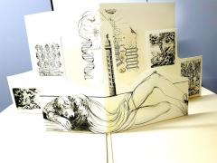 Salvador Dal Salvador Dali Dix Recettes d Immortalite Original Signed Artworks - 1049824