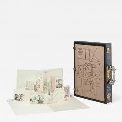 Salvador Dal Salvador Dali Dix Recettes d Immortalite Original Signed Artworks - 1050877