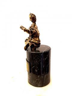 Salvador Dal Salvador Dali Madonna of Port Lligat Signed Bronze Sculpture - 1049866