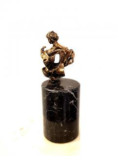 Salvador Dal Salvador Dali Madonna of Port Lligat Signed Bronze Sculpture - 1049867