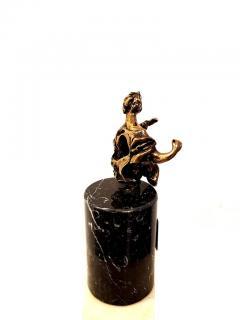Salvador Dal Salvador Dali Madonna of Port Lligat Signed Bronze Sculpture - 1049868