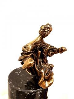 Salvador Dal Salvador Dali Madonna of Port Lligat Signed Bronze Sculpture - 1049873