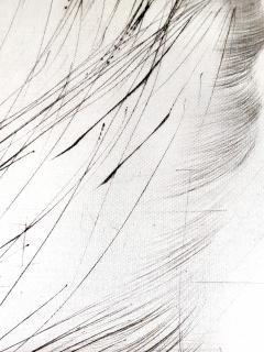Salvador Dal Salvador Dali The Fairy Original Etching on Silk - 1048114