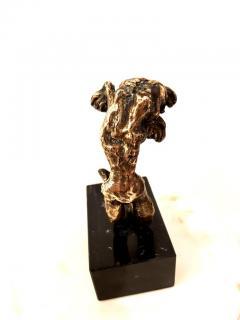 Salvador Dal Salvador Dali Victory Angel Original Bronze Sculpture - 1049832
