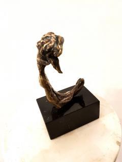 Salvador Dal Salvador Dali Victory Angel Original Bronze Sculpture - 1049833