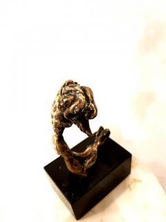 Salvador Dal Salvador Dali Victory Angel Original Bronze Sculpture - 1049837